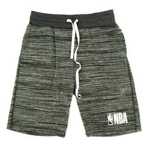 NBA Shorts Men's Small Gray Activewear Drawstring